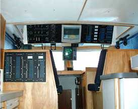 Fwd View Pilothouse