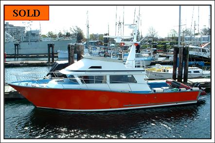 Vancouver Island Waterjet : Project Boat